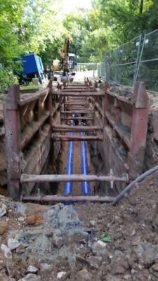 Wasserleitungsbau 2